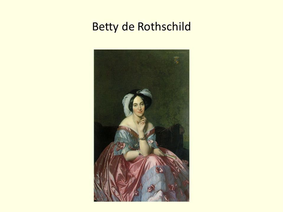 Betty de Rothschild