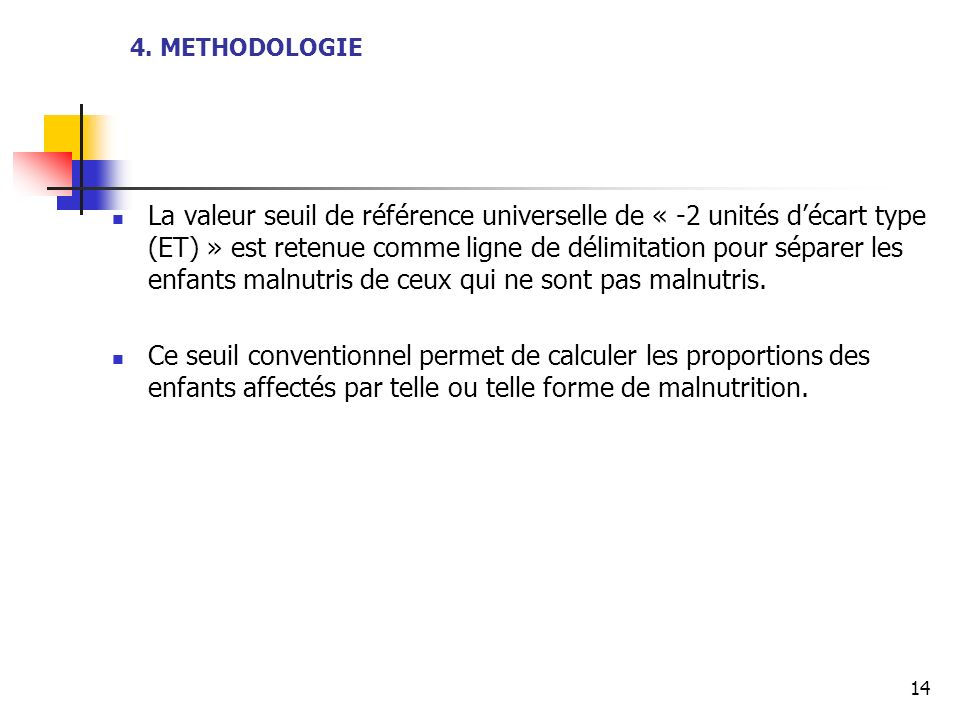 4. METHODOLOGIE