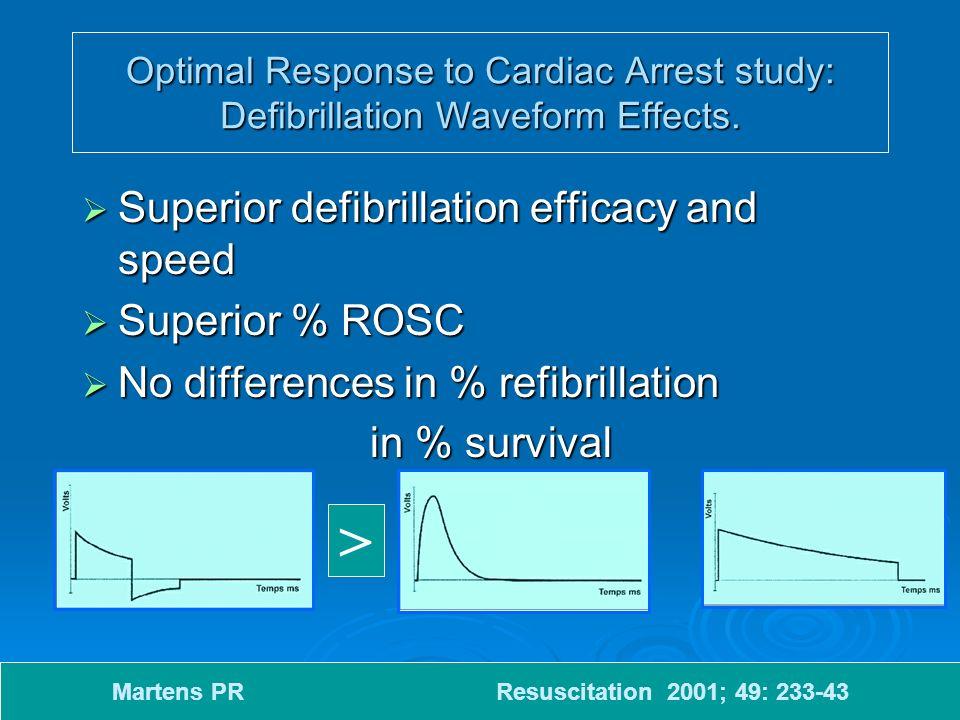 Martens PR Resuscitation 2001; 49: 233-43