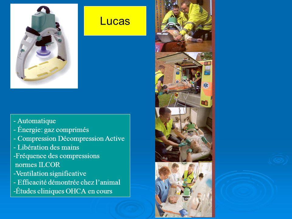 Lucas - Automatique - Énergie: gaz comprimés