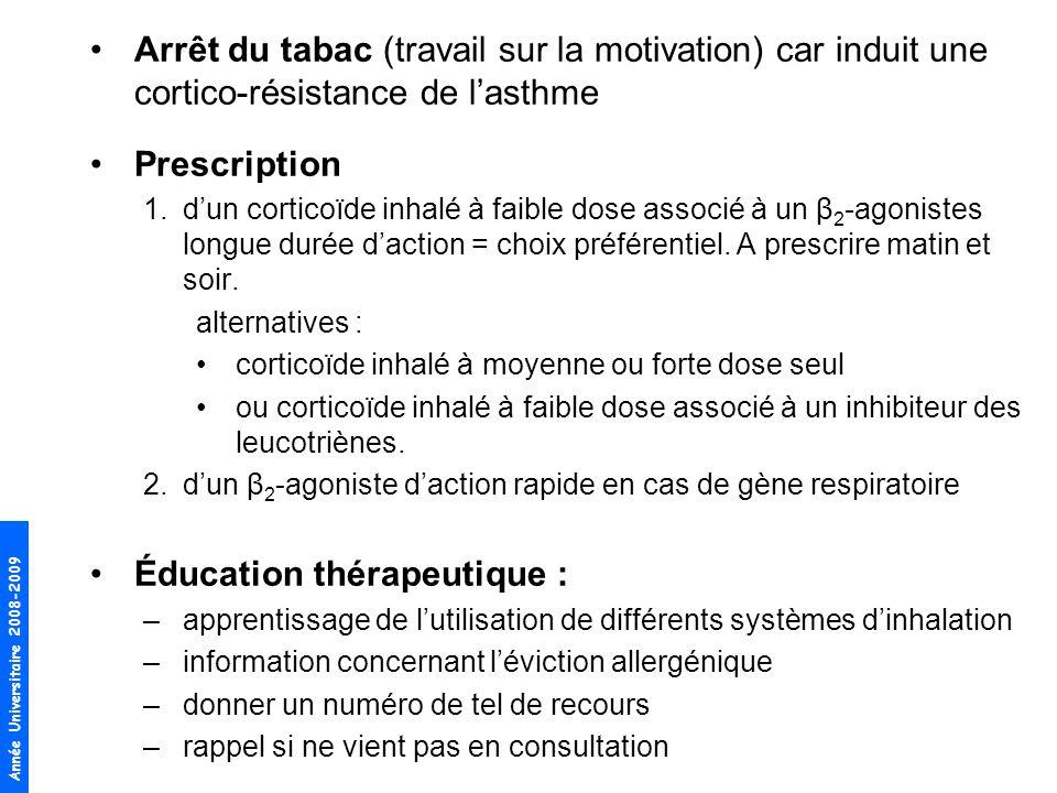 Éducation thérapeutique :