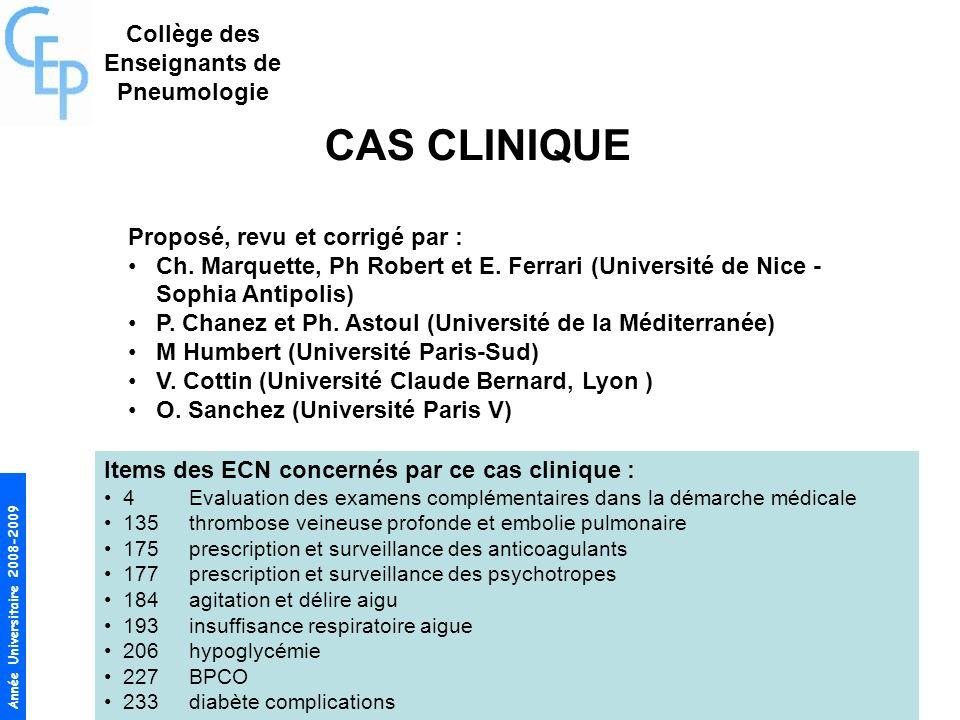 Collège des Enseignants de Pneumologie