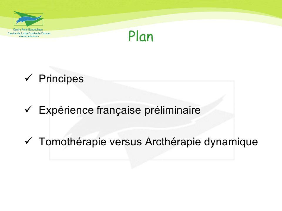 Plan Principes Expérience française préliminaire
