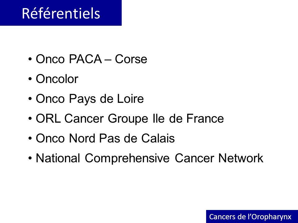 Référentiels Onco PACA – Corse Oncolor Onco Pays de Loire