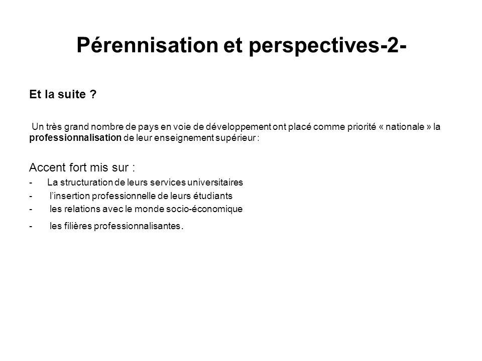 Pérennisation et perspectives-2-