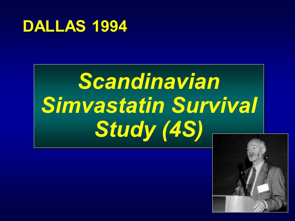 Scandinavian Simvastatin Survival Study (4S)