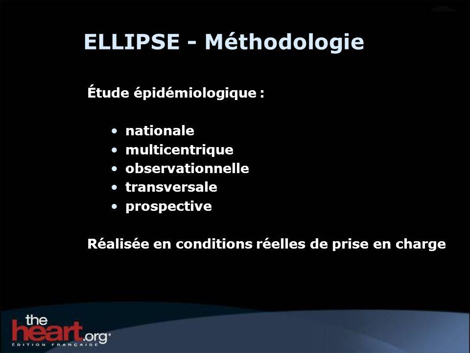 ELLIPSE - Méthodologie