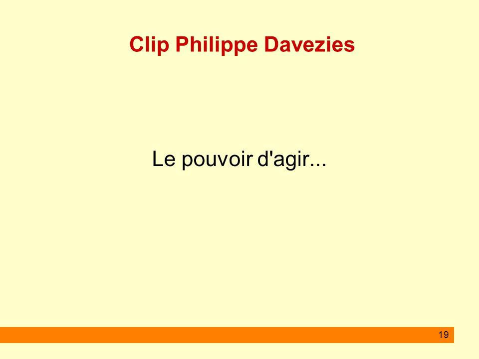 Clip Philippe Davezies
