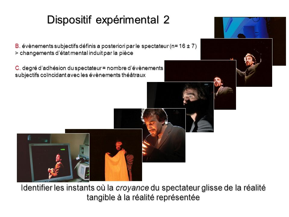 Dispositif expérimental 2