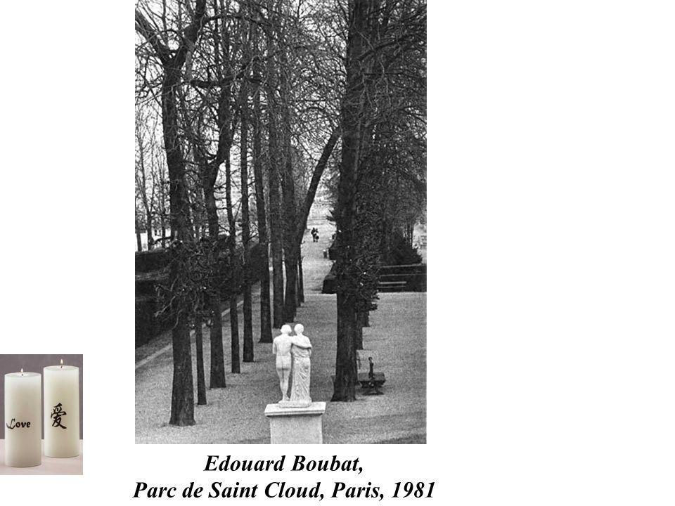 Parc de Saint Cloud, Paris, 1981