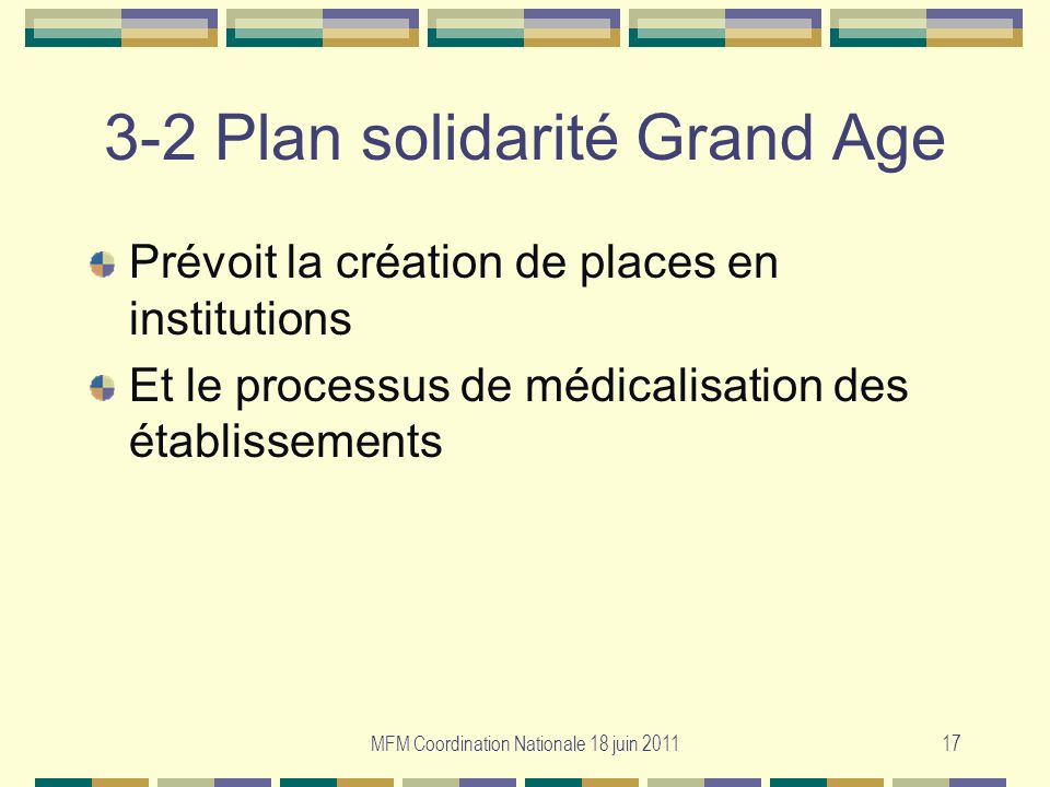 3-2 Plan solidarité Grand Age