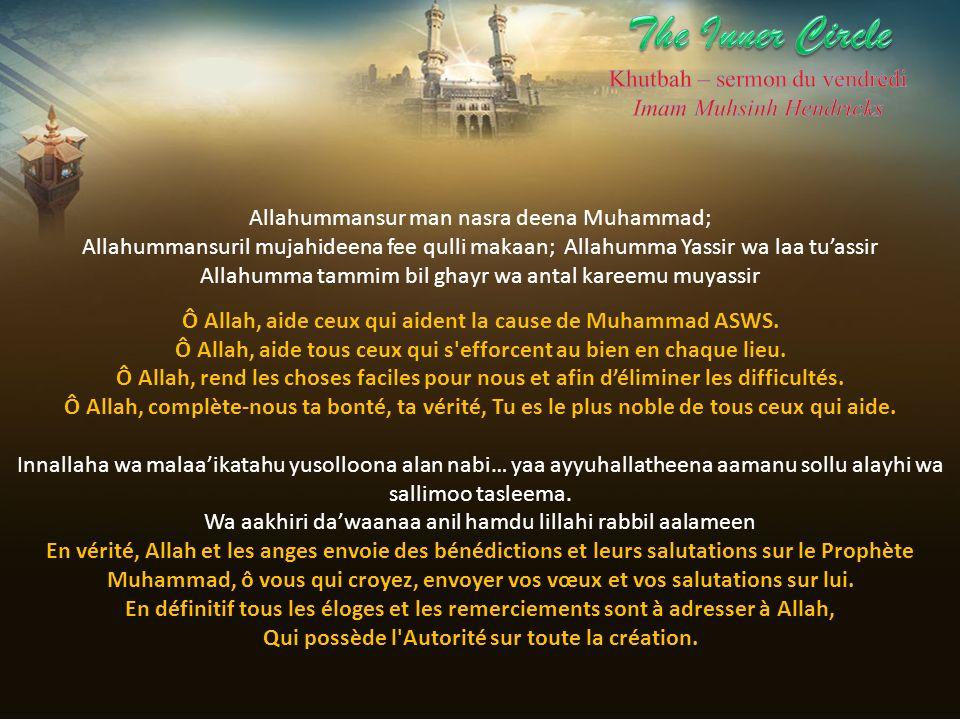 Qui possède l Autorité sur toute la création.