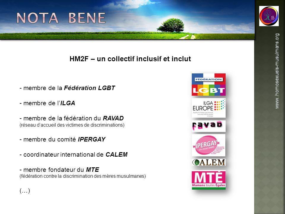 HM2F – un collectif inclusif et inclut