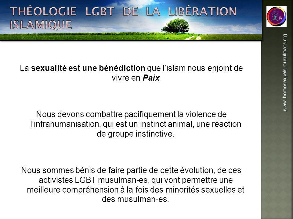 Théologie lgbt de la libération islamique