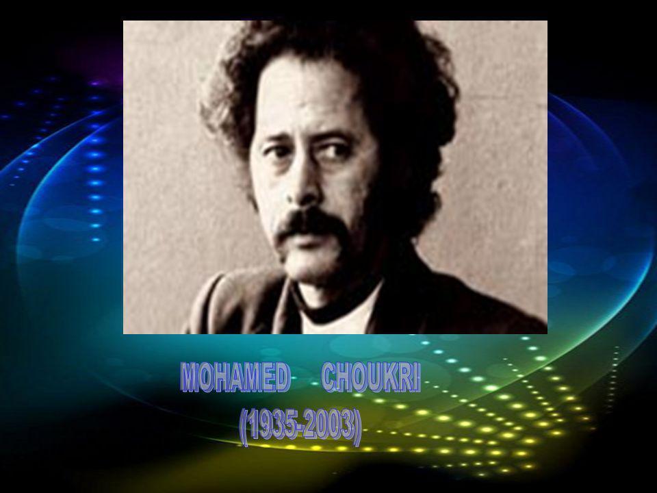 MOHAMED CHOUKRI (1935-2003)