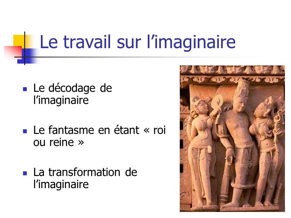 Le travail sur l'imaginaire