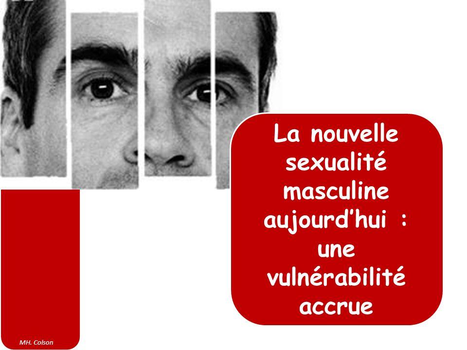 La nouvelle sexualité masculine aujourd'hui : une vulnérabilité accrue
