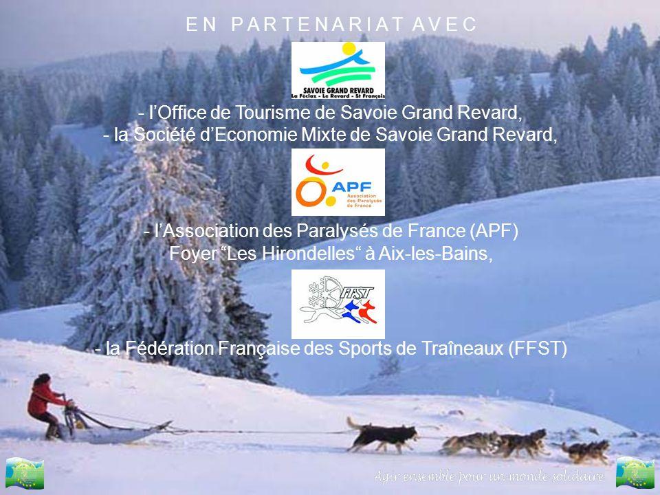 l'Office de Tourisme de Savoie Grand Revard,