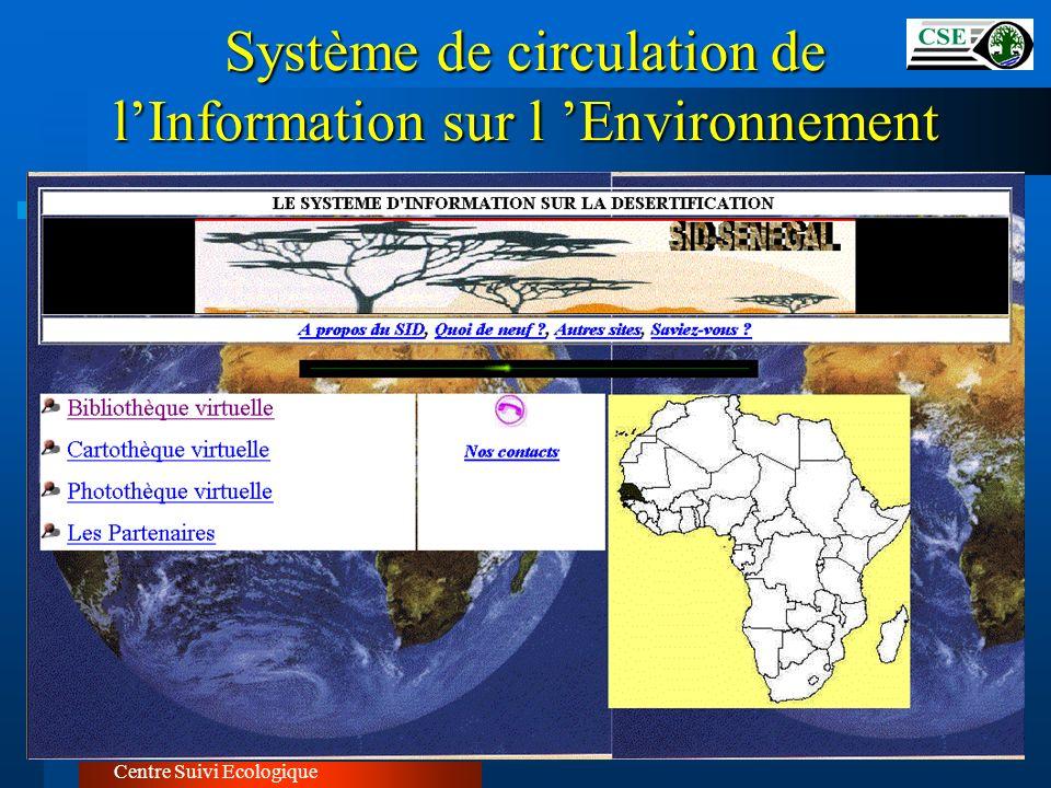 Système de circulation de l'Information sur l 'Environnement