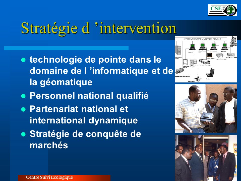 Stratégie d 'intervention