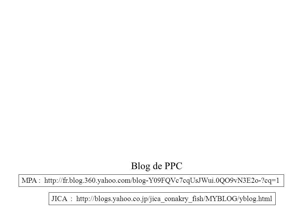 Blog de PPC MPA : http://fr.blog.360.yahoo.com/blog-Y09FQVc7cqUsJWui.0QO9vN3E2o- cq=1.