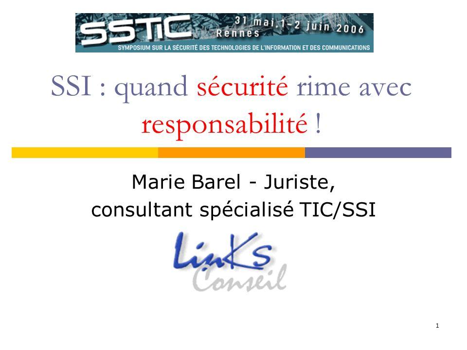 SSI : quand sécurité rime avec responsabilité !