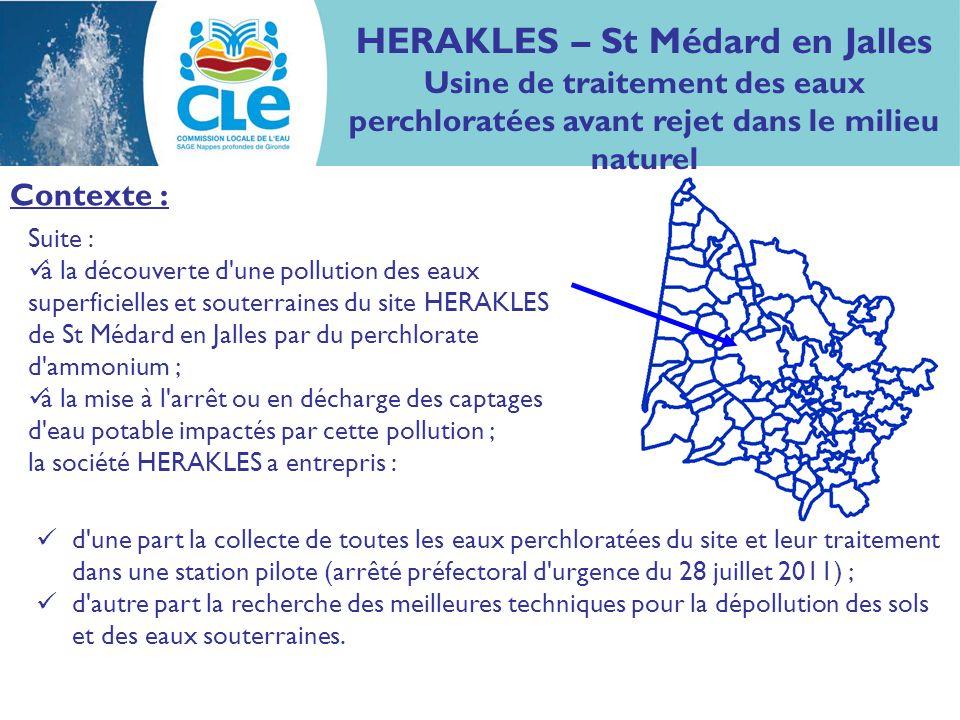 HERAKLES – St Médard en Jalles