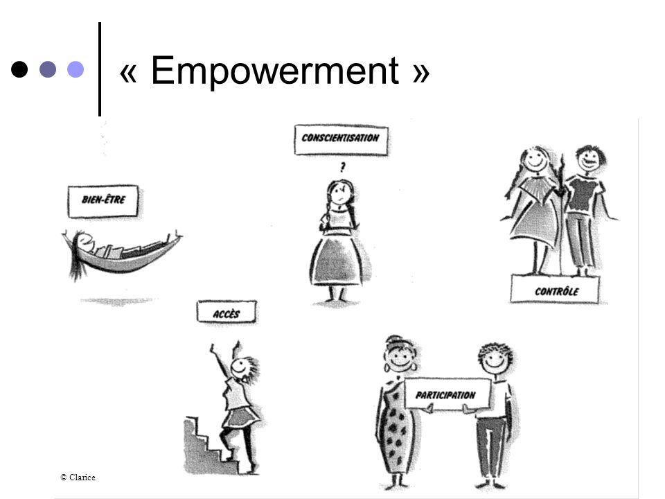 « Empowerment » © Clarice