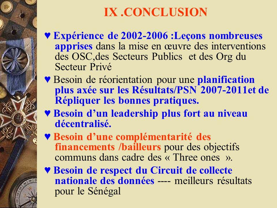 IX .CONCLUSION