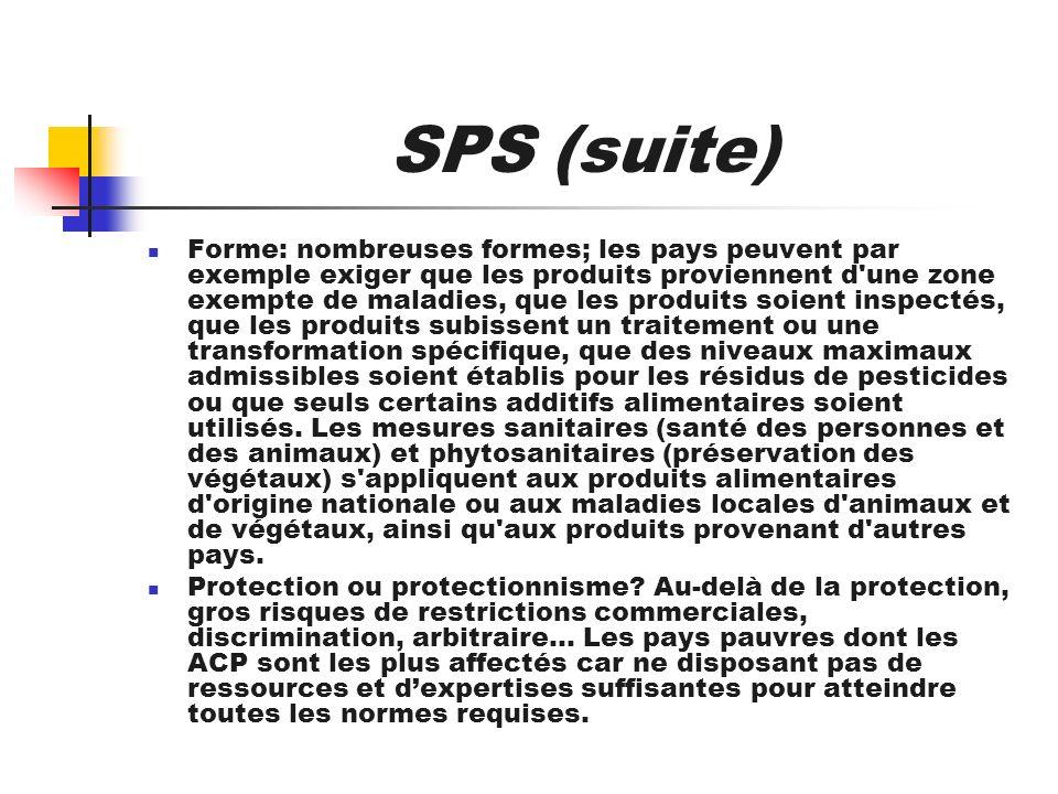 SPS (suite)