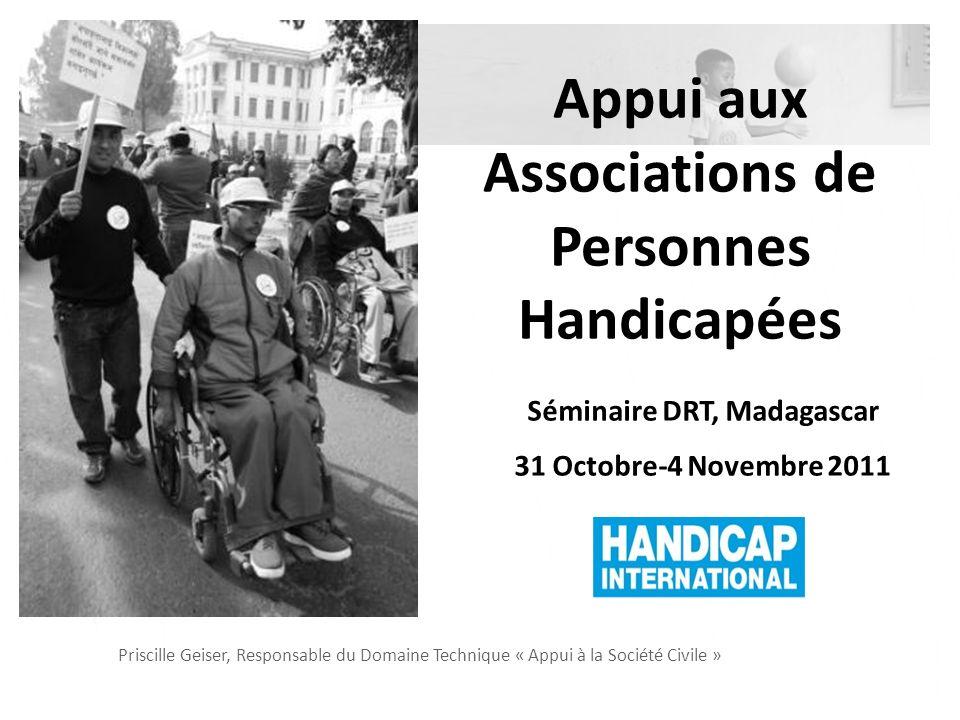 Appui aux Associations de Personnes Handicapées
