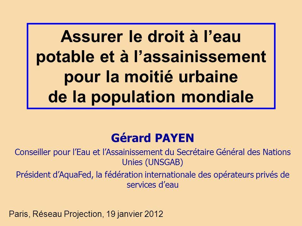 Paris, Réseau Projection, 19 janvier 2012