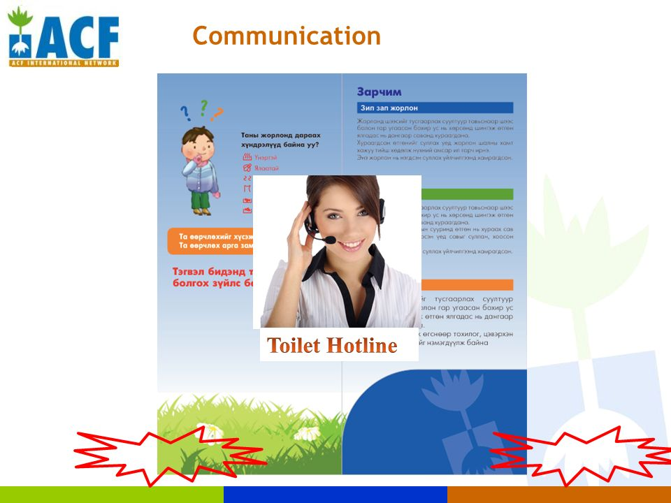Communication Toilet Hotline Cartoo Next on more interactive tools 34