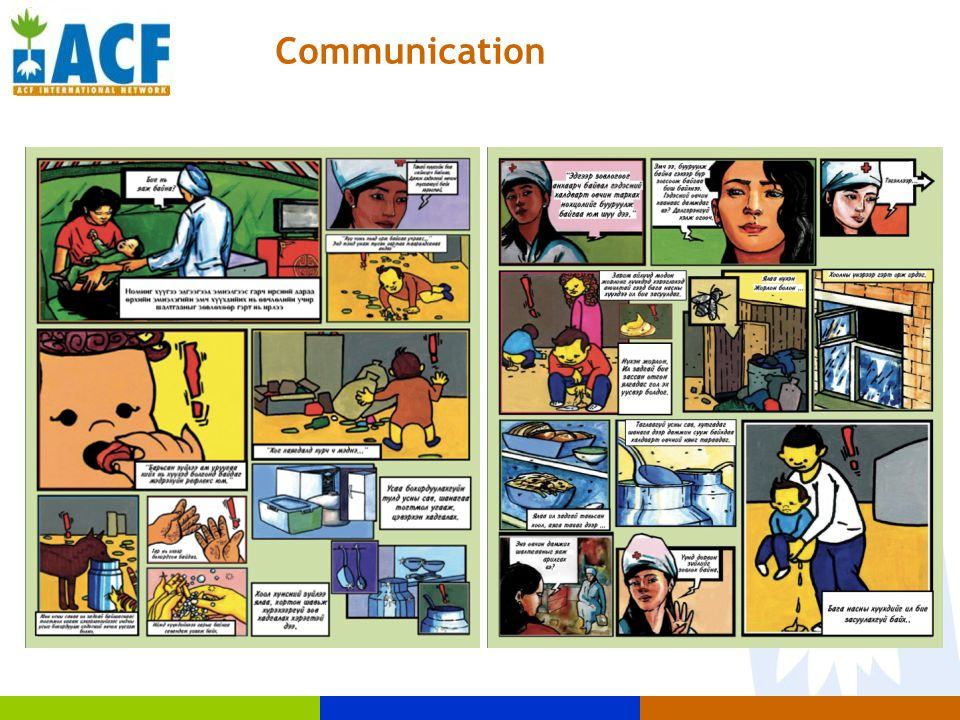 Communication Comics done by MONGOLIAN!!! Need to be country specific