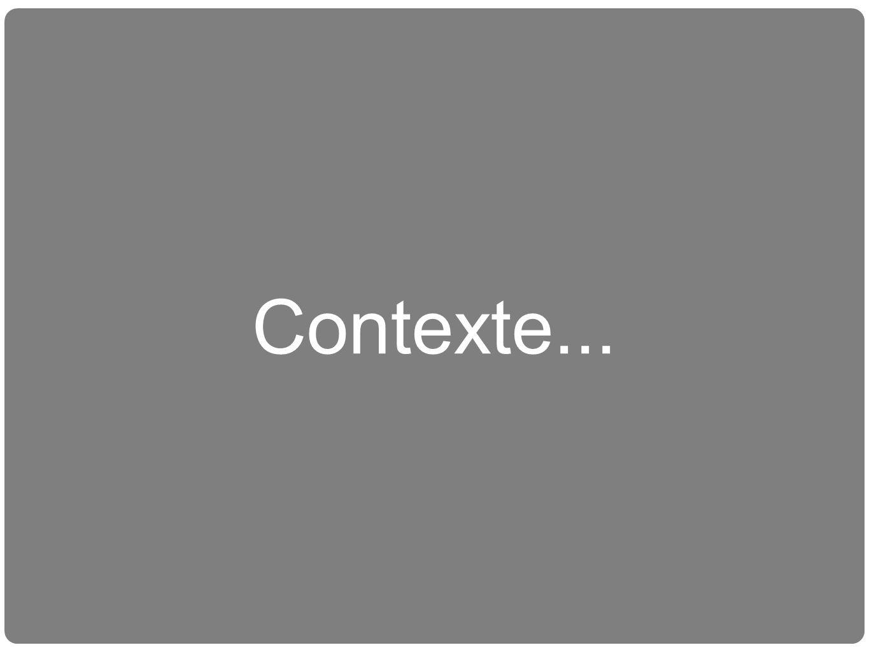 Contexte...