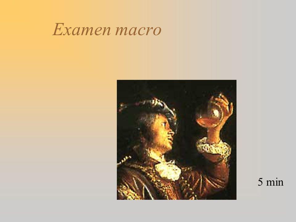 Examen macro 5 min