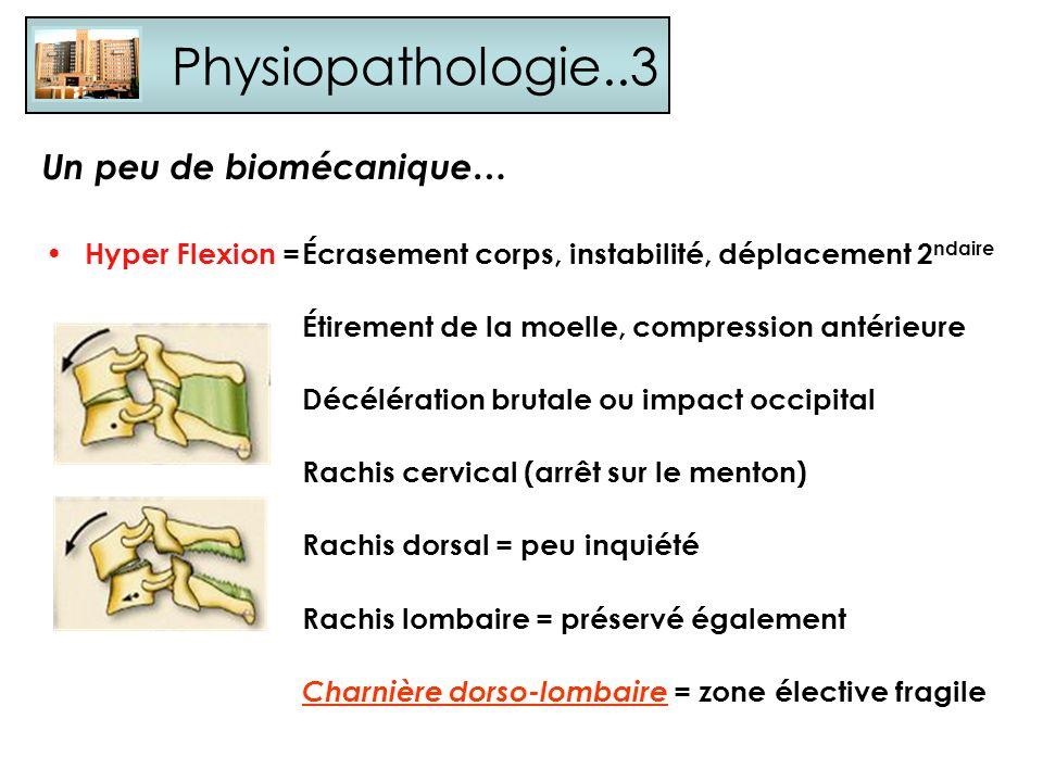 Physiopathologie..3 Un peu de biomécanique…