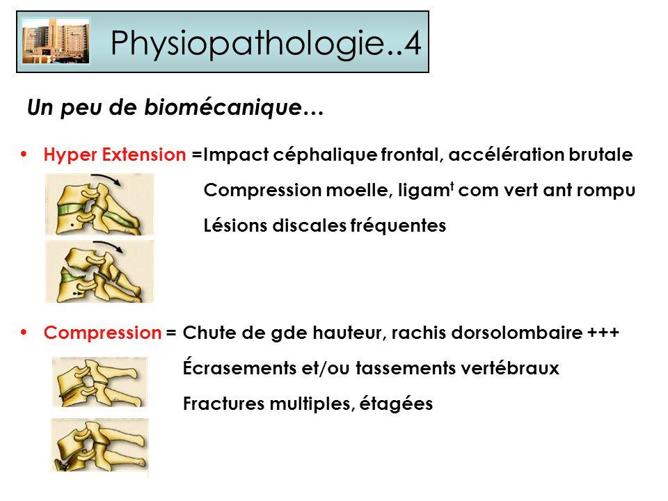Physiopathologie..4 Un peu de biomécanique…