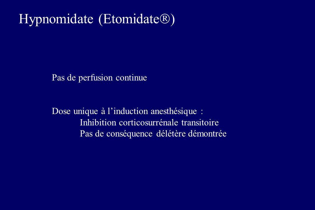 Hypnomidate (Etomidate)
