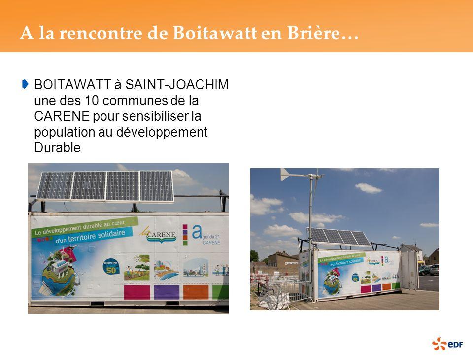 A la rencontre de Boitawatt en Brière…