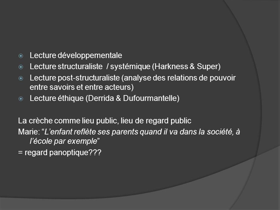 Lecture développementale