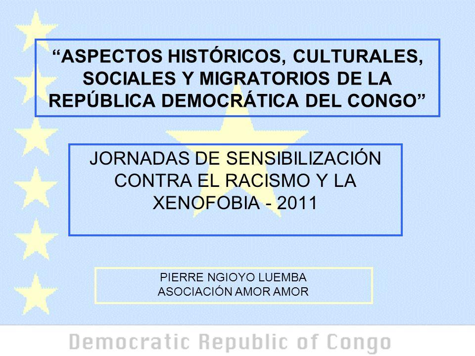 JORNADAS DE SENSIBILIZACIÓN CONTRA EL RACISMO Y LA XENOFOBIA - 2011