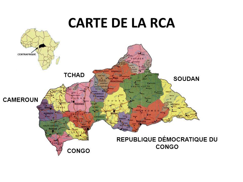 REPUBLIQUE DÉMOCRATIQUE DU CONGO