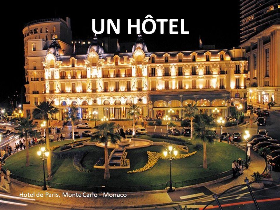 UN HÔTEL Hotel de Paris, Monte Carlo - Monaco