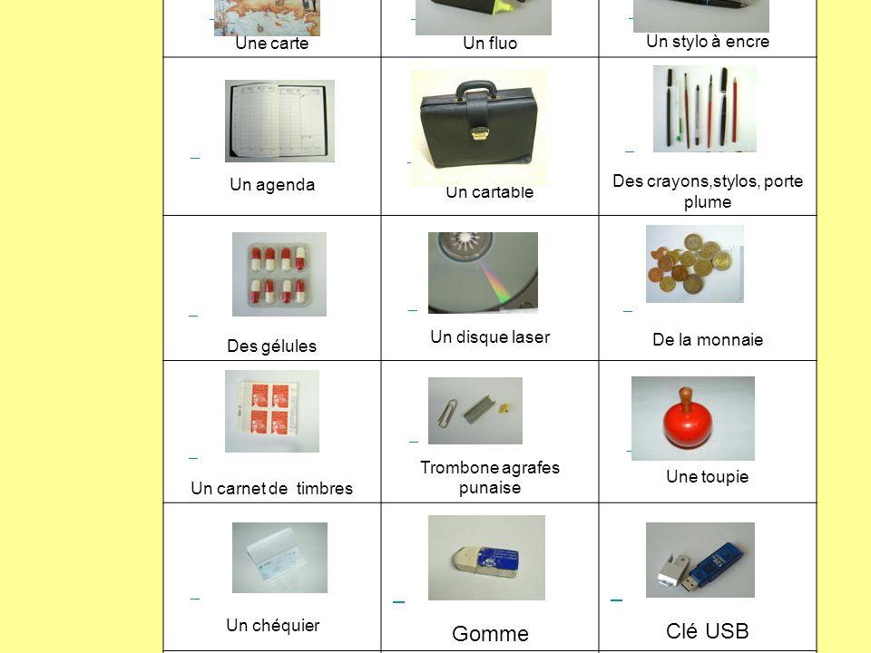 index retour Clé USB Gomme Bâton de colle Éphéméride