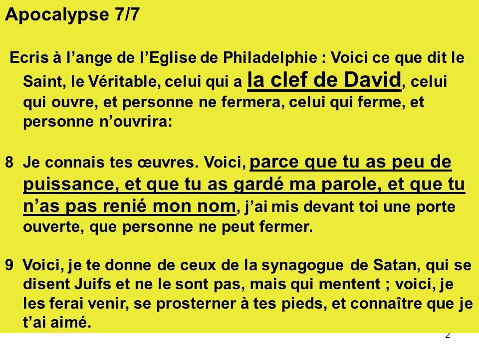Apocalypse 7/7