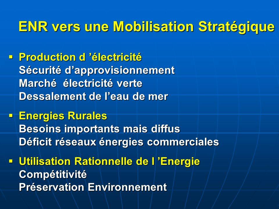 ENR vers une Mobilisation Stratégique