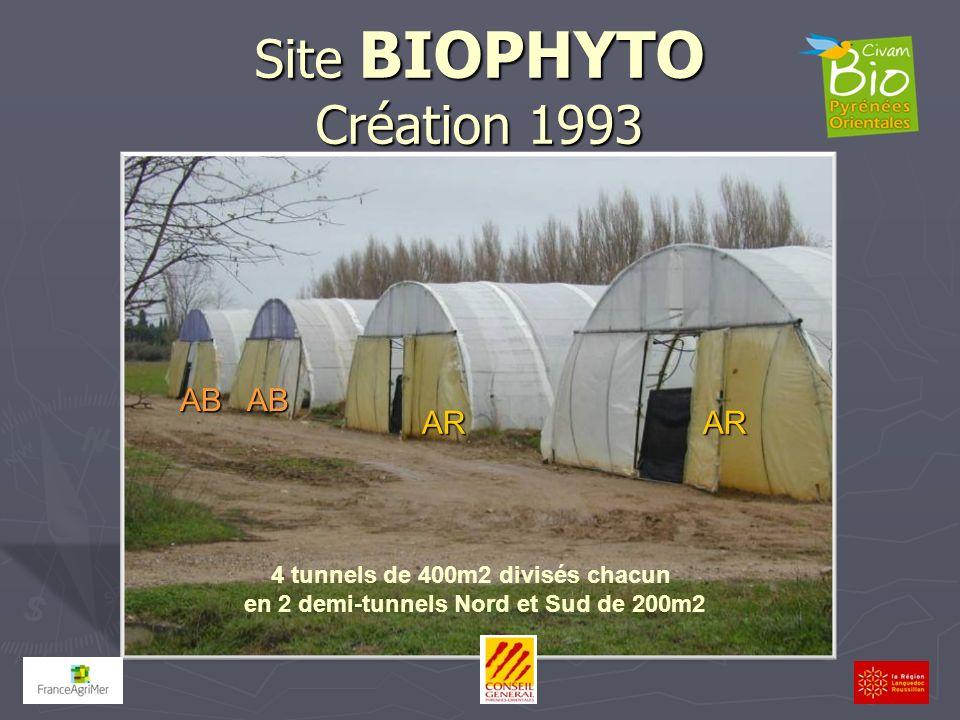 Site BIOPHYTO Création 1993