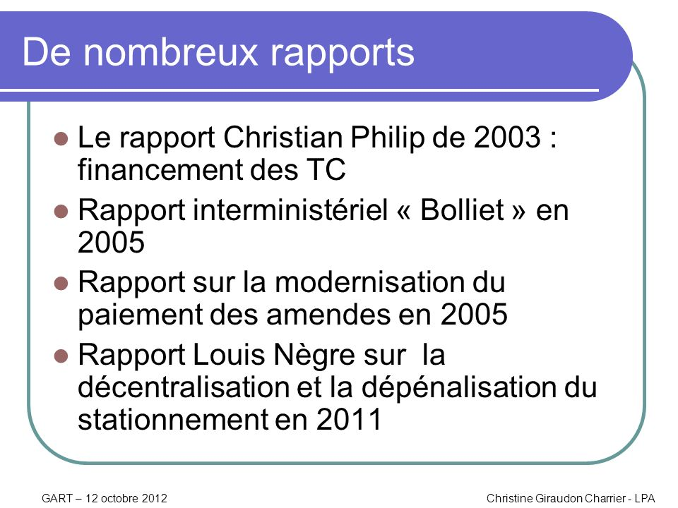 Christine Giraudon Charrier - LPA