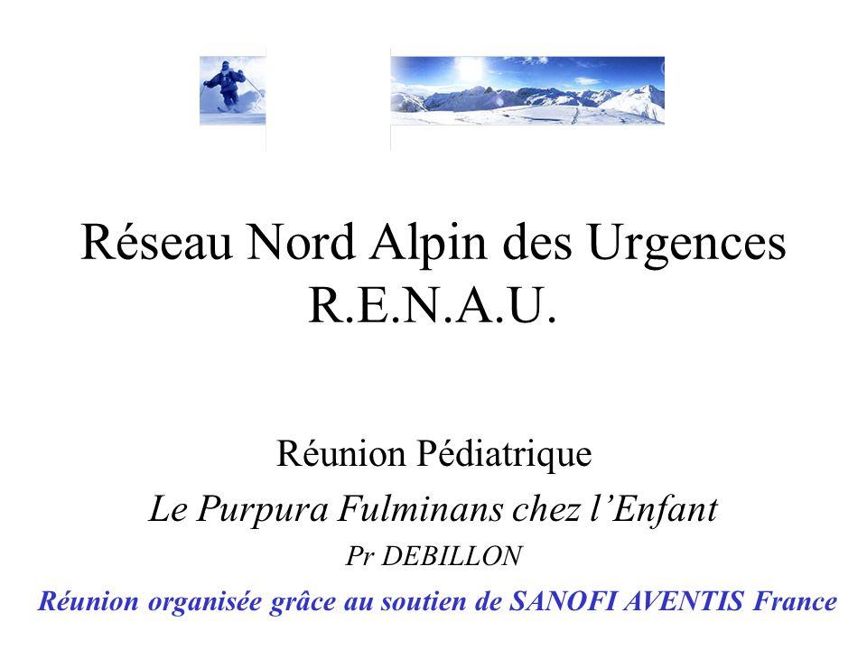Réseau Nord Alpin des Urgences R.E.N.A.U.